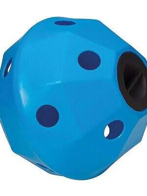prostable hayball - small holes blue