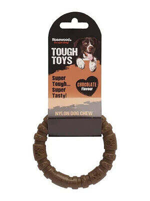 rosewood chocolate ring
