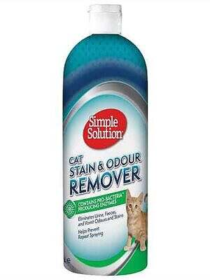 Simple Solution Cat Stain & Odour Remover 1Lt