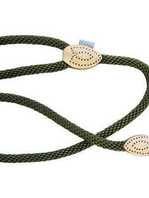 soft-touch-rope-trigger-lead green