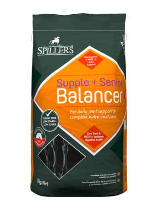 spillers supple and senior balancer