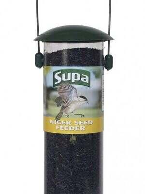supa nyjer seed feeder