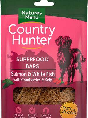 superfood bar - salmon