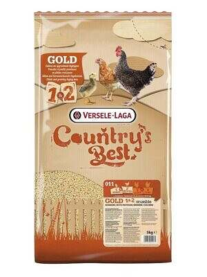 Versele Laga Country's Best Gold 1 & 2 Crumble