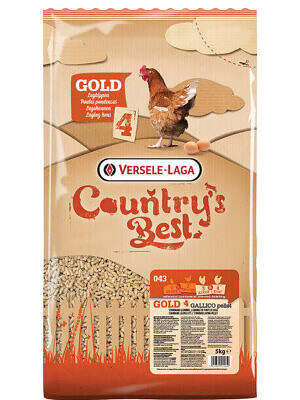 Versele Laga Country's Best Gold 4 Gallico Pellet