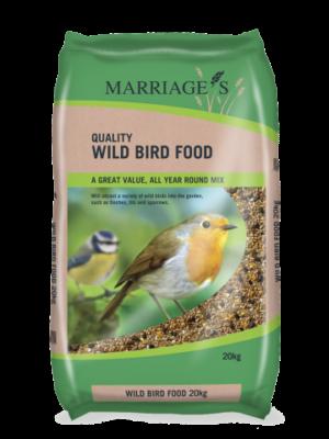 Marriages Wild Bird Feed