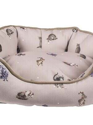 wrendale cat bed